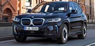 BMW iX3 (2022)