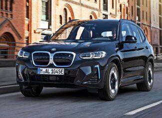 BMW iX3 po liftingu – oficjalne zdjęcia i informacje