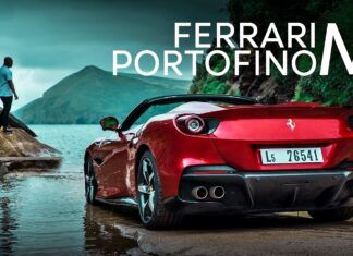 Ferrari Portofino M – test i wrażenia z jazdy