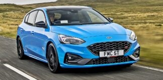 Ford Focus ST Edition - przód