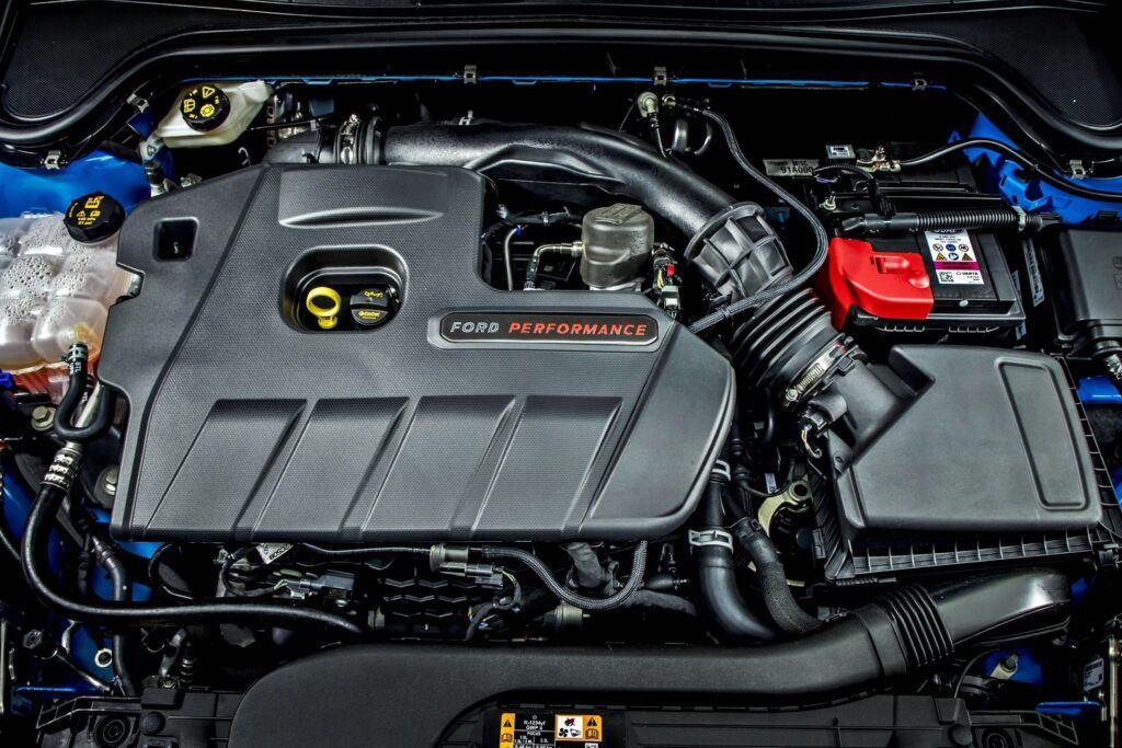 Ford Focus ST Edition - silnik