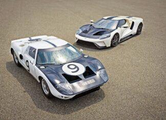 Ford GT Heritage Edition – w hołdzie dla słynnego poprzednika