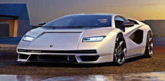 Lamborghini Countach (2021)