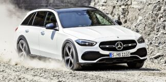 Mercedes klasy C All-Terrain