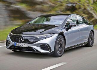 Mercedes EQS z polskim cennikiem. Ile kosztuje?