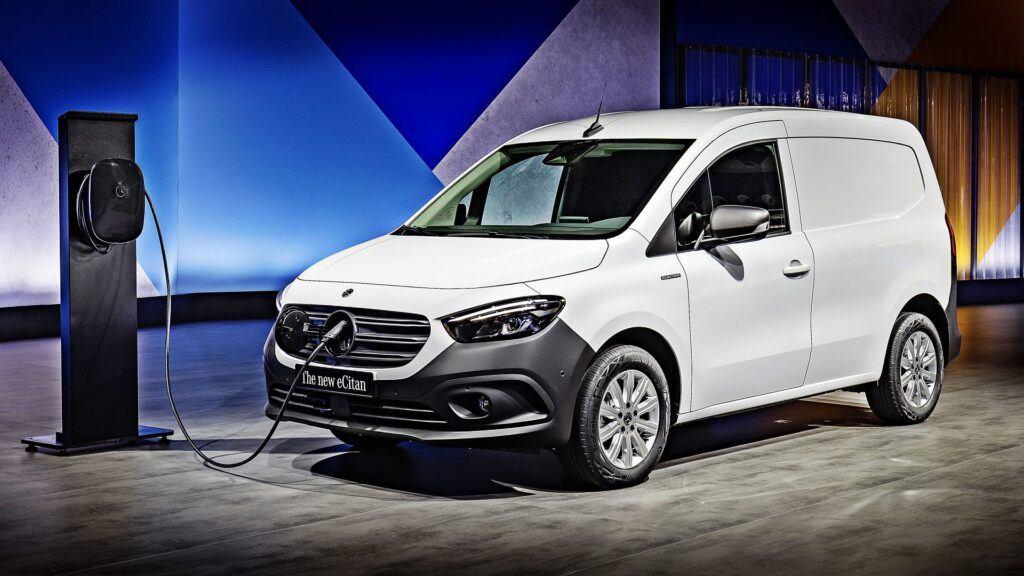 Mercedes eCitan (2021)