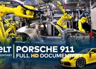 Tak powstaje Porsche 911. Kulisy pracy niemieckiej fabryki