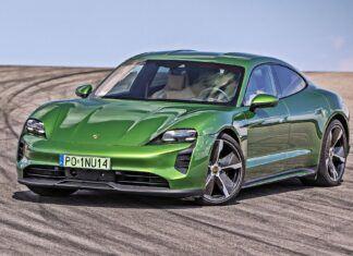 Porsche Taycan (2022). Opis wersji i cennik
