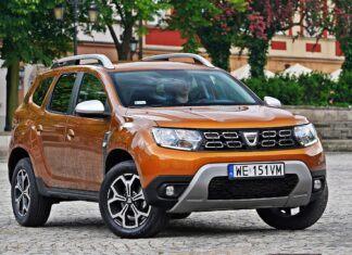 Sprzedaż aut w lipcu. Dacia Duster znów na podium