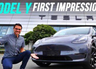 Tesla Model Y – test i wrażenia z jazdy