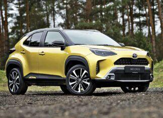 Toyota Yaris Cross hitem w Polsce. Ile zamówień złożono?