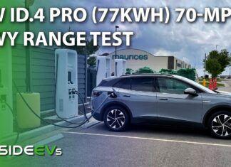 Volkswagen ID.4 – test zużycia prądu w trasie