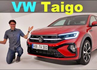 Nowy Volkswagen Taigo z bliska – pierwsze wrażenia