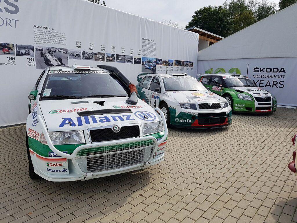 120 lat Skody Motorsport 10