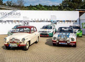 """120 lat Skoda Motorsport: od jednośladu po rajdowego """"elektryka"""""""
