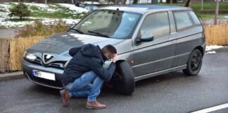 Auto bez przegladu