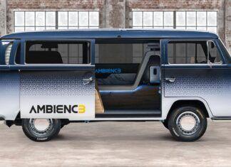 Continental przerobił Volkswagena T2 na mobilny pokój. Efekt robi wrażenie