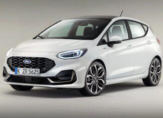 Ford Fiesta po liftingu (2022) - oficjalne zdjęcia i informacje