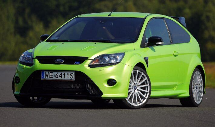 Ford Focus II RS (2.5 T/305KM)