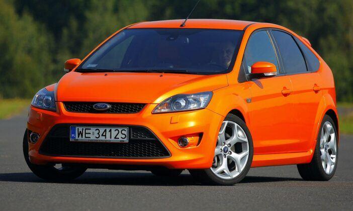 Ford Focus II ST (2.5 T/226 KM)