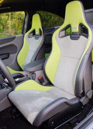 Ford Focus II fotel kierowcy