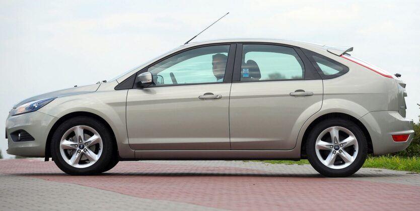 Ford Focus II - hatchback 5d