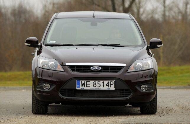 Ford Focus II po liftingu (2008-2010)