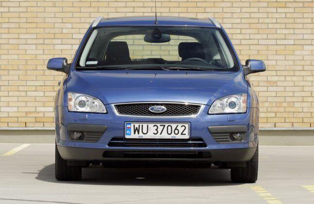 Ford Focus II przed liftingiem