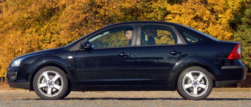 Ford Focus II - sedan