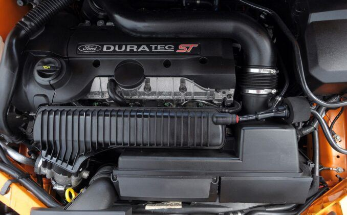 Ford Focus II silnik