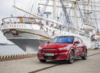 Ford Mustang Mach-E – 900 km jednego dnia elektrycznym SUV-em