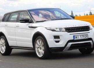Używany Range Rover Evoque I (2011-2018) - opinie, dane techniczne, usterki
