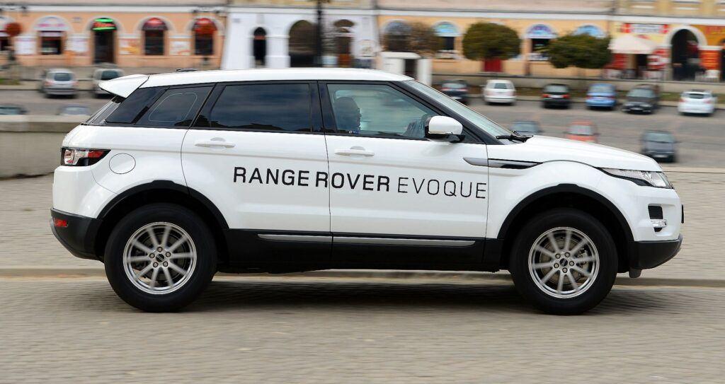 Land Rover Range Rover Evoque I 13