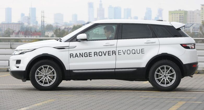 Land Rover Range Rover Evoque I 5d