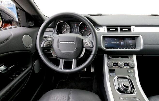 Land Rover Range Rover Evoque I deska rozdzielcza