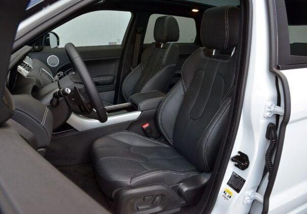 Land Rover Range Rover Evoque I fotel kierowcy (2)