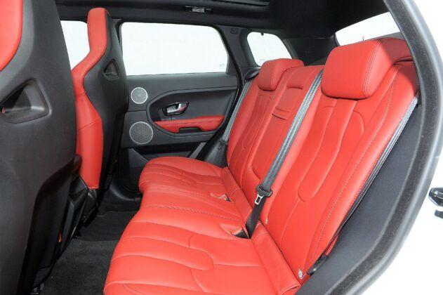 Land Rover Range Rover Evoque I kanapa (2)