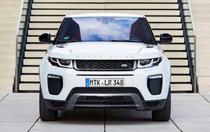 Land Rover Range Rover Evoque I po liftingu