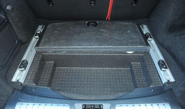 Land Rover Range Rover Evoque I schowek