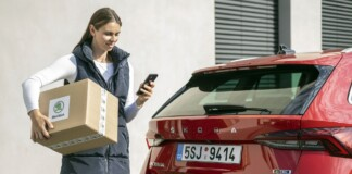 Skoda Car Access (2)