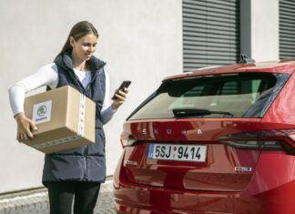 Przesyłka kurierska do samochodu – rozwiązanie na miarę przyszłości