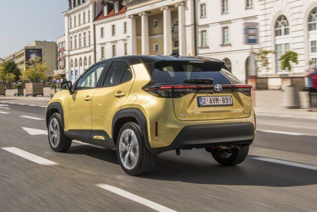 Toyota Yaris Cross Hybrid - test