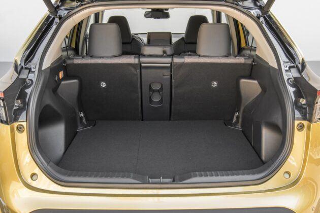Toyota Yaris Cross - bagaznik