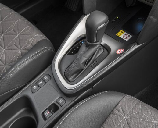 Toyota Yaris Cross skrzynia CVT