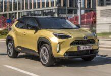 Toyota Yaris Cross - test