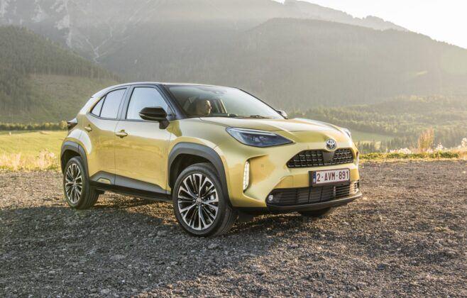 Toyota Yaris Cross - test wersji hybrydowej
