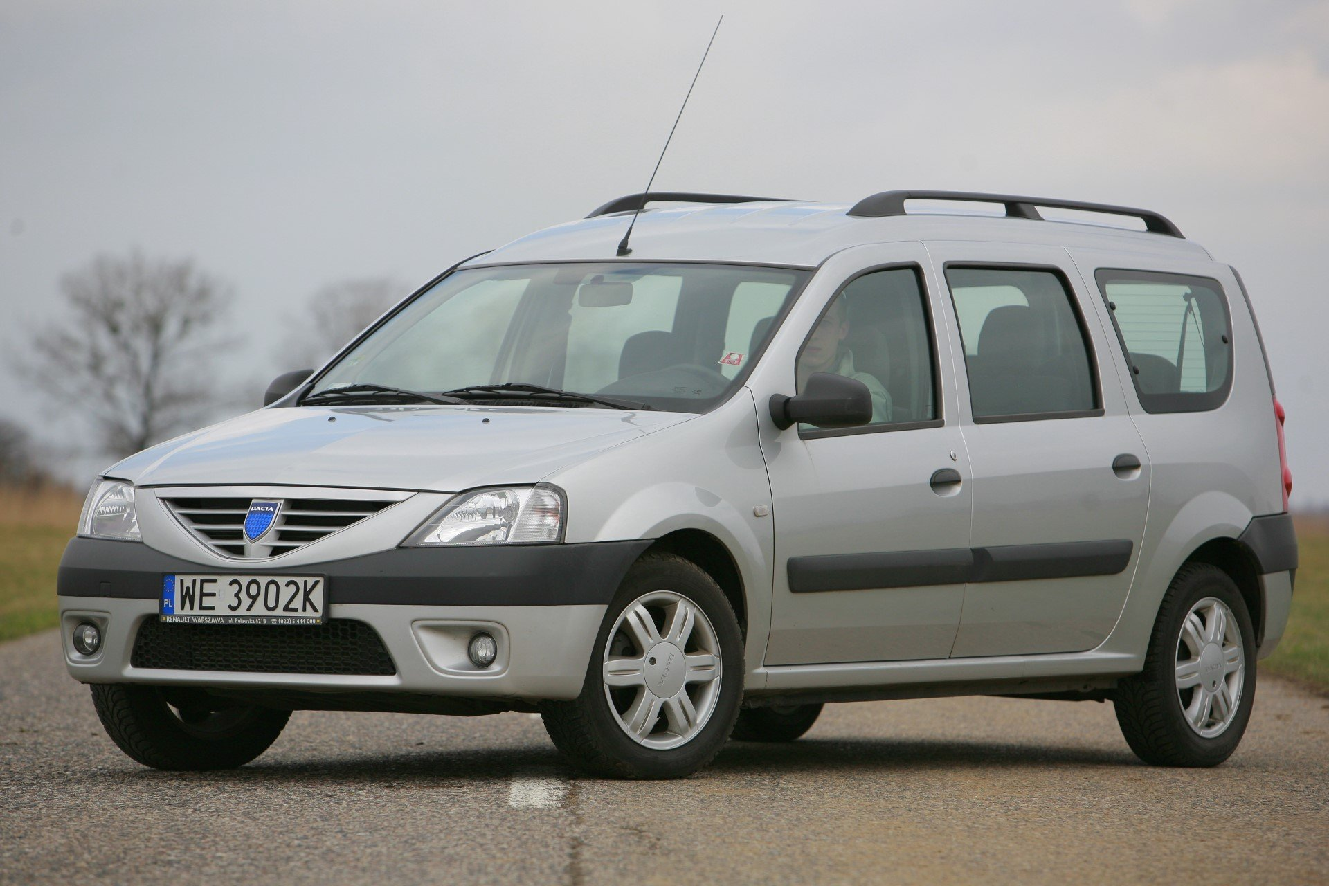 Uzywana Dacia Logan MCV