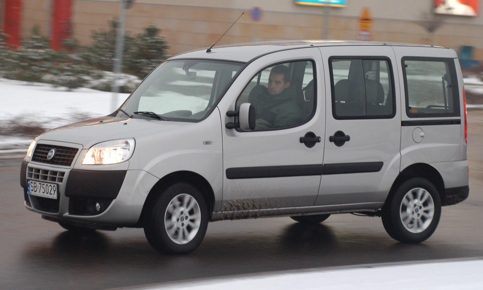 Uzywany Fiat Doblo