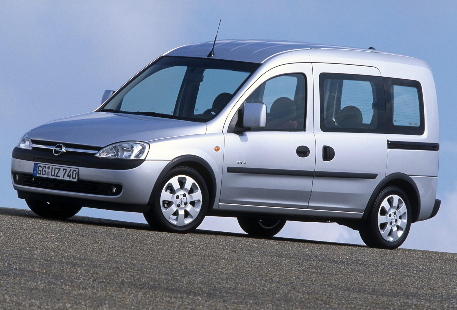 Uzywany Opel Combo C