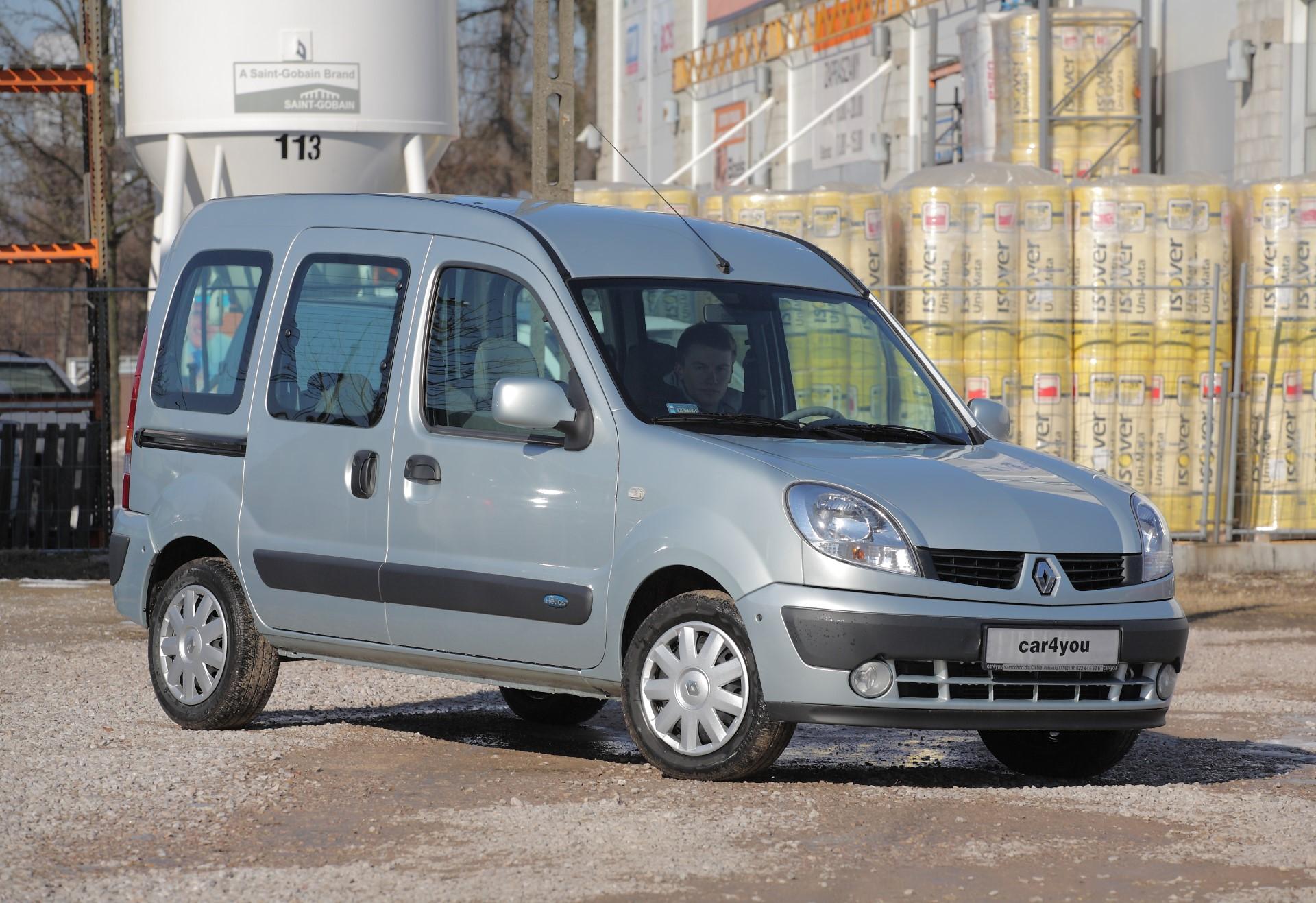 Uzywany Renault Kangoo